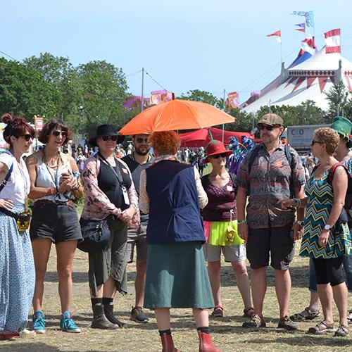 Festival Whispers